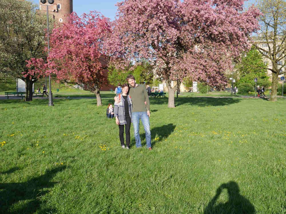Linda & Jeroen, Krakow