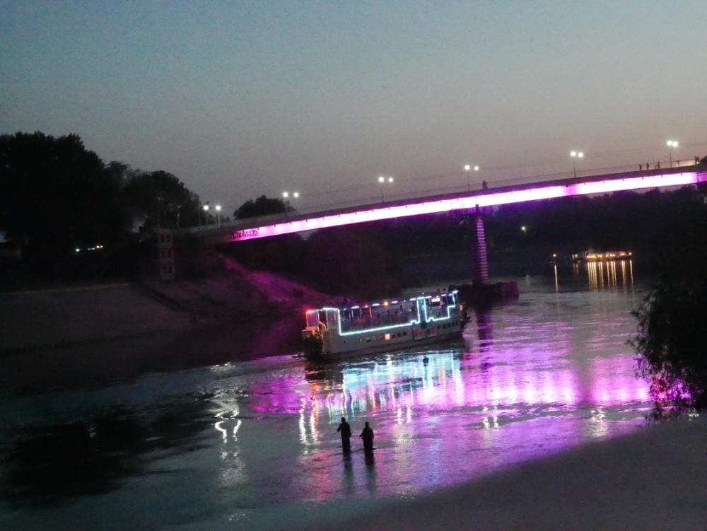 Bridge in Tiraspol
