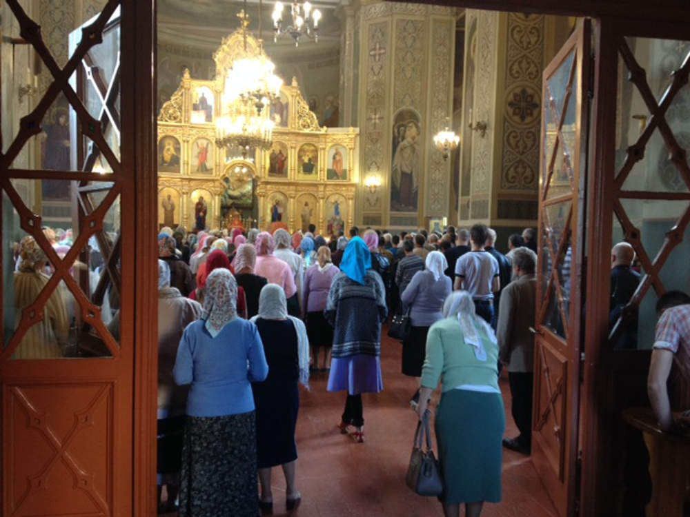 Orthodox service