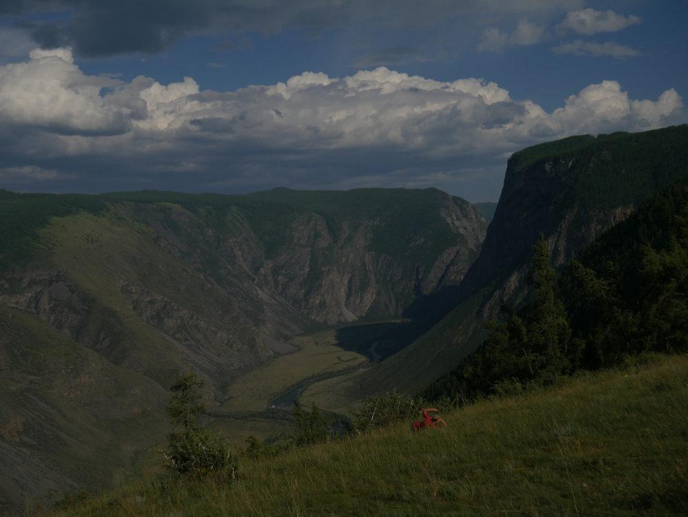 Altai Canyon
